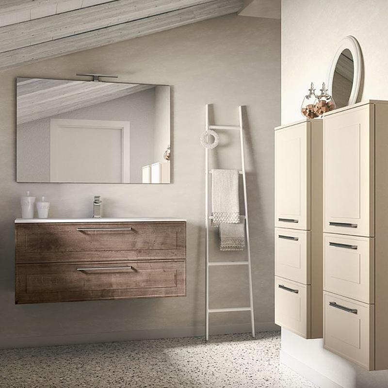 Arredo bagno follonica in out soluzioni per ambienti - Arredo bagno vintage ...