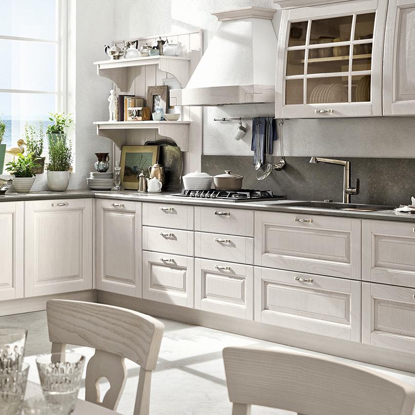 Beautiful Cucine Classiche Avorio Pictures - Home Design Ideas ...