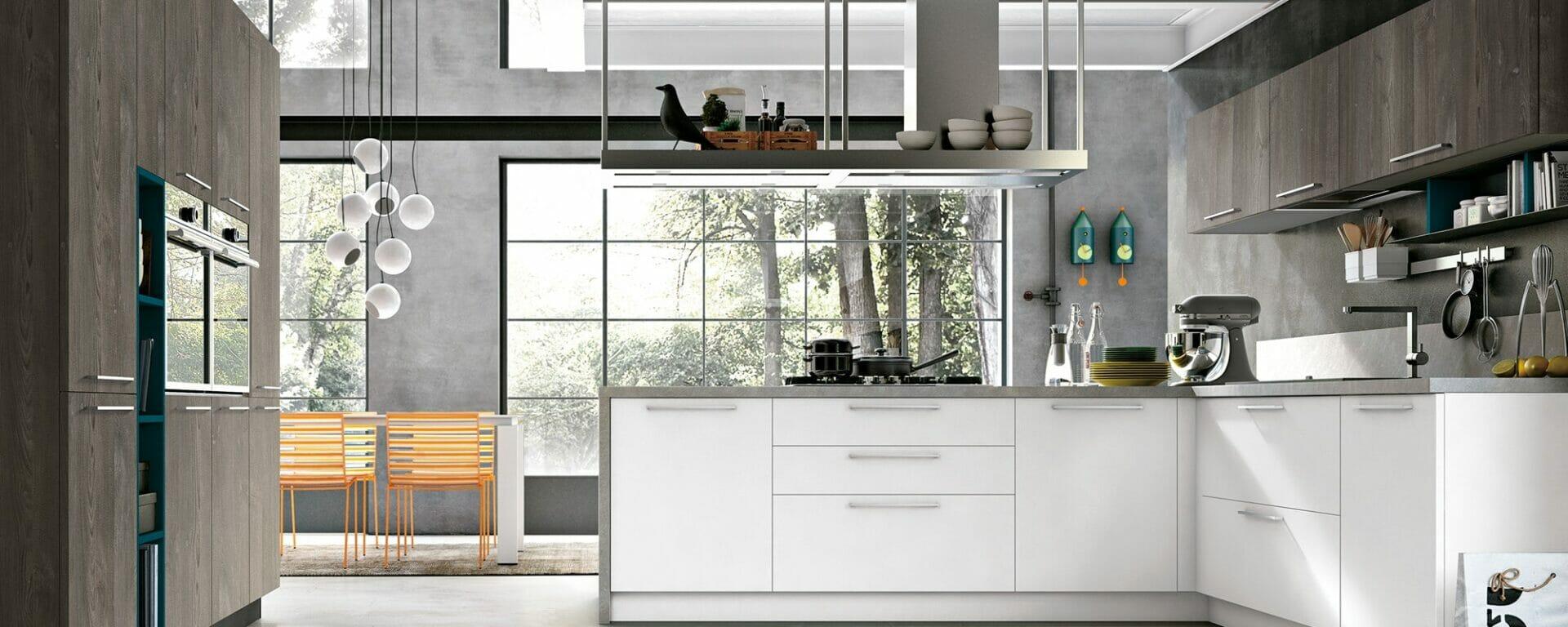 Le cucine - Scopri i modelli di cucine più adatti alle tue esigenze ...